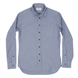 The California in Light Blue Everyday Chambray: Alternate Image 2