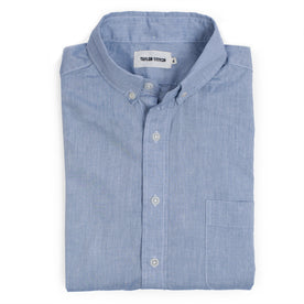 The Short Sleeve Jack in Light Blue: Featured Image