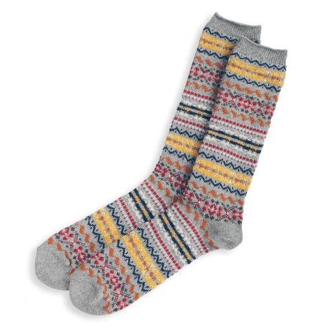Anonymous Ism Fair Isle - Grey - featured image