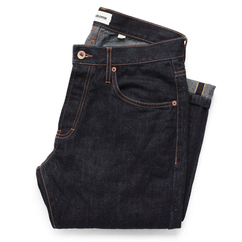 The Slim Jean in Sol Selvage - featured image