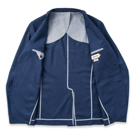 The Telegraph Jacket in Cobalt: Alternate Image 9