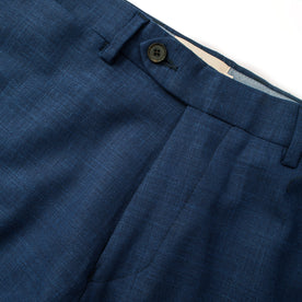 The Telegraph Trouser in Cobalt: Alternate Image 5