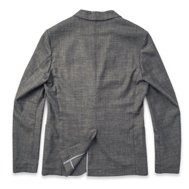 The Telegraph Jacket in Charcoal: Alternate Image 8