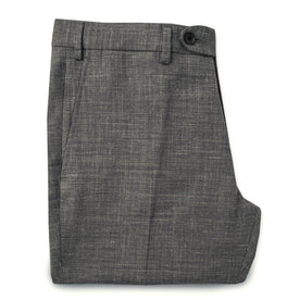 The Telegraph Trouser in Charcoal: Featured Image