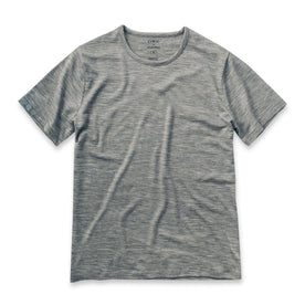 The Antoni Tee in Heather Grey: Featured Image