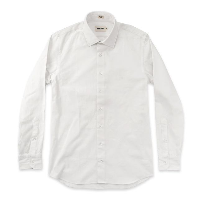 The Hyde in White Chambray