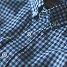 The Jack in Mint Gingham Oxford: Alternate Image 4