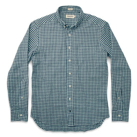 The Jack in Mint Gingham Oxford: Alternate Image 5