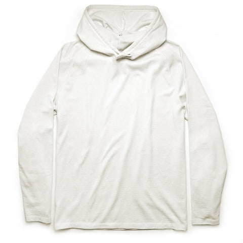 The Heavy Bag Hoodie in Natural - featured image