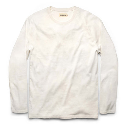 The Heavy Bag Long Sleeve in Natural