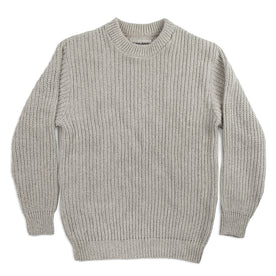The Whaler Sweater in Ash: Alternate Image 2
