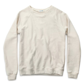 The Weekend Sweatshirt in Natural: Featured Image