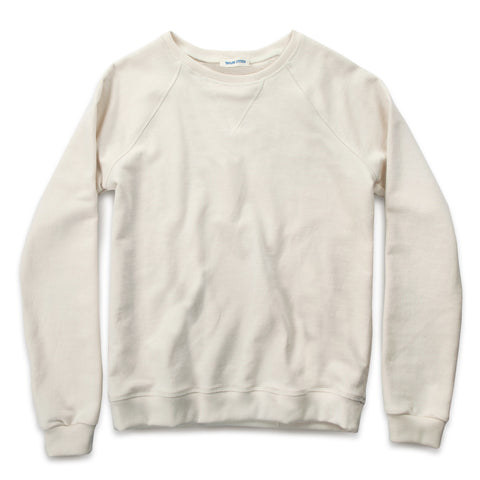 The Weekend Sweatshirt in Natural - featured image