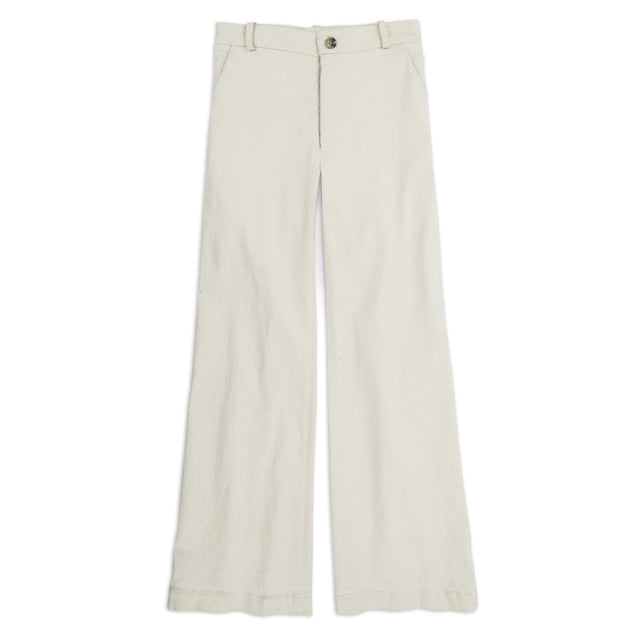 The Greenwich Pant in Natural Denim