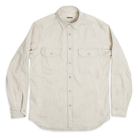 The Chore Shirt in Natural: Alternate Image 2