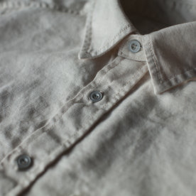 The Chore Shirt in Natural: Alternate Image 1