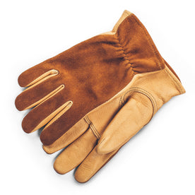 The Utility Glove in Natural Deerskin: Featured Image