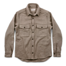 The Maritime Shirt Jacket in Natural: Alternate Image 8