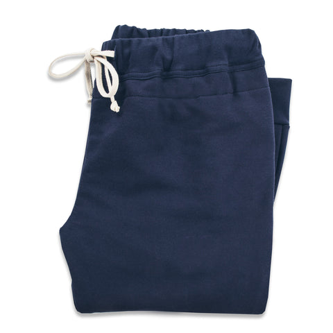 The Weekend Pant in Navy - featured image