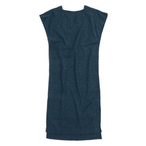 The Loma Dress in Navy - featured image