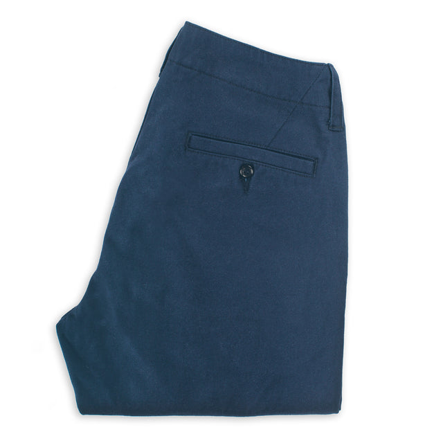 The Curator Pant in Navy