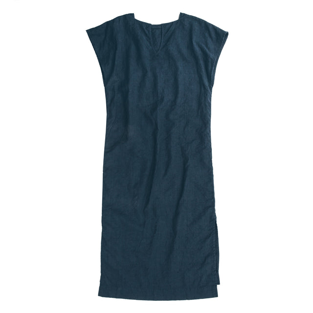 The Loma Dress in Navy