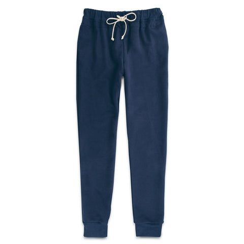 The Weekend Pant in Navy - alternate view