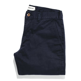 The Democratic Chino in Organic Navy: Featured Image