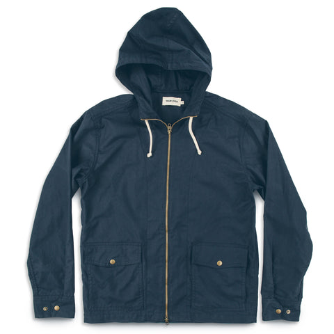The Beach Jacket in Navy - featured image