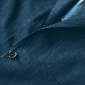 The Telegraph Jacket in Navy: Alternate Image 1