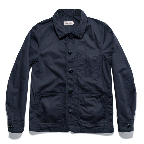 The Ojai Jacket in Indigo - featured image
