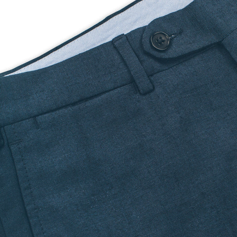 The Telegraph Trouser in Navy - alternate view