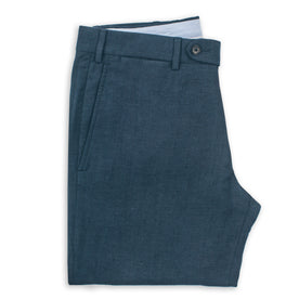 The Telegraph Trouser in Navy: Featured Image