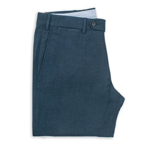 The Telegraph Trouser in Navy - featured image