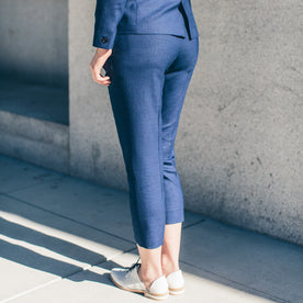 The Parsons Pant in Cobalt: Alternate Image 4