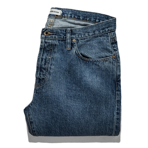 The Democratic Jean in 24 Month Wash - featured image