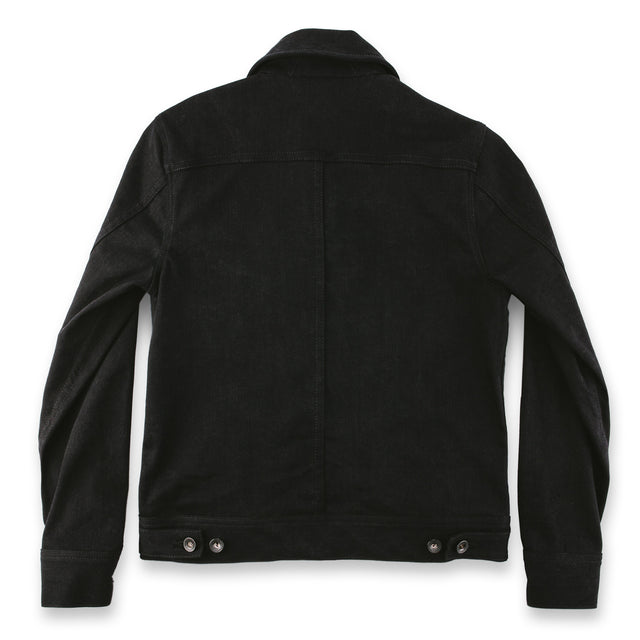 The Pacific Jacket in Noir