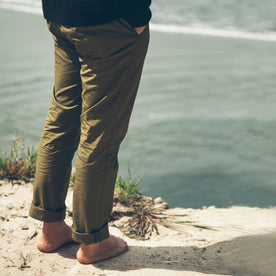 The Travel Chino in Olive: Alternate Image 4
