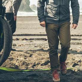 The Travel Chino in Olive: Alternate Image 6