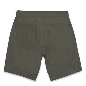 The Camp Short in Moss Duck Canvas: Alternate Image 5