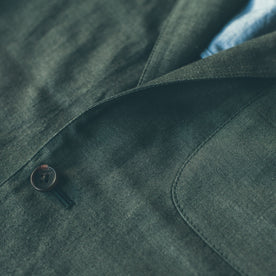 The Telegraph Jacket in Olive: Alternate Image 1
