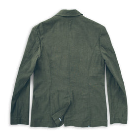 The Telegraph Jacket in Olive: Alternate Image 2