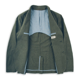 The Telegraph Jacket in Olive: Alternate Image 3