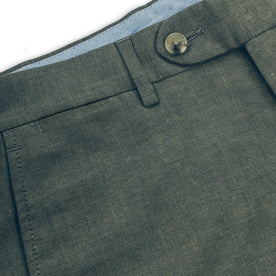 The Telegraph Trouser in Olive: Alternate Image 4