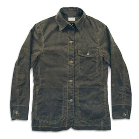 The Project Jacket in Olive: Featured Image