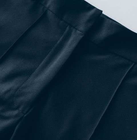 The Parsons Pant in Noir - alternate view