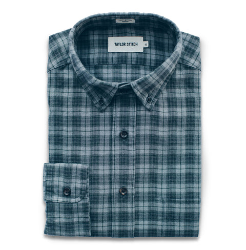 The Jack in Grey & Hunter Green Plaid - featured image