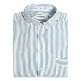 The Popover in Antique Blue Stripe: Featured Image