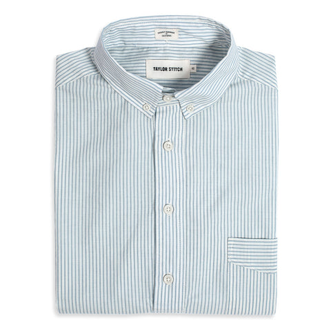 Antique Blue Stripe Popover Jack - featured image