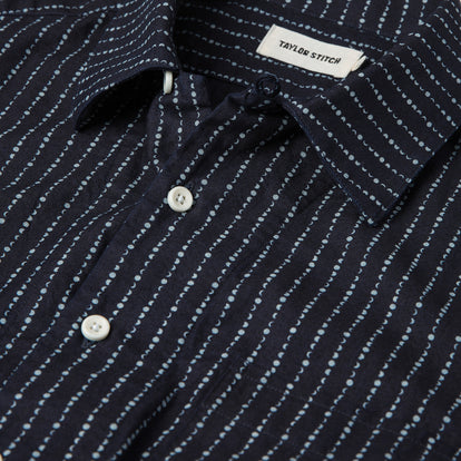 The Short Sleeve Hawthorne in Indigo Moon Phase: Alternate Image 6